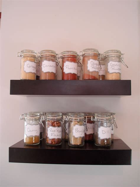 What Is The Shelf Of Dried Spices by Spice Shelf