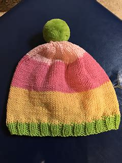 Cup Hat Wrappers T2 ravelry cupcakes knit cap pattern by caron design team