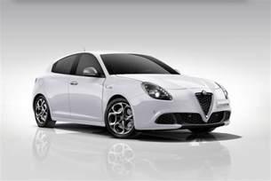 Alfa Romeo Giulietta White Alfa Romeo Giulietta 2016 Couleurs Colors
