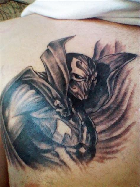 epic spawn tattoo tattoos pinterest spawn and tattoo
