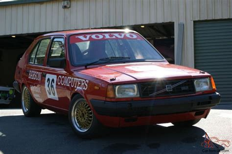 volvo group 100 volvo race car racecarsdirect com volvo b10 m
