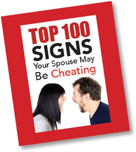 Signs You And Your Partner May Need A by Is Your Spouse A Cheater Our Free E Book Today