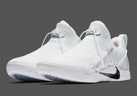 new nike sneaker nike ad nxt white black 882049 100 sneakernews