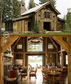 How Much Does It Cost To Build A House In Montana barn conversions on pinterest barn homes barn houses