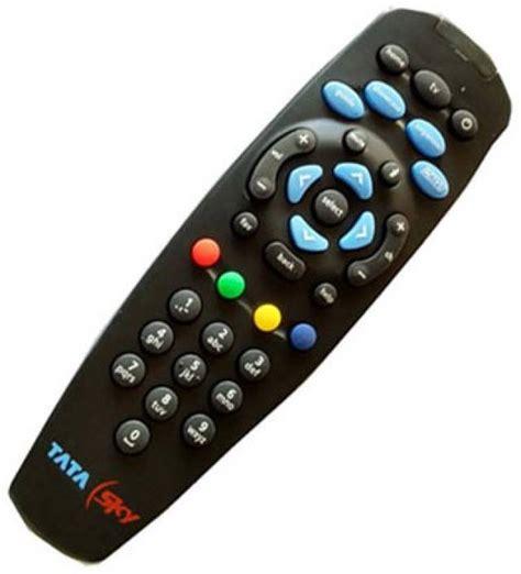 Tata Sky Original Remote Controller   Tata Sky : Flipkart.com