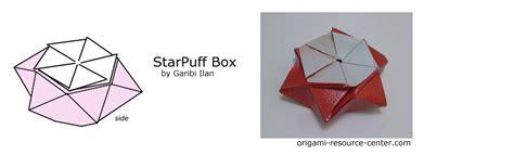 Origami Box Pdf - starpuff box