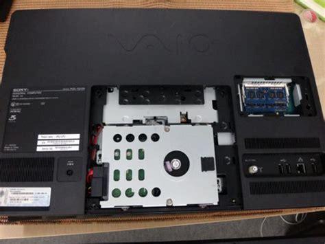 Hp Sony J1 sony 一体型パソコン 液晶パネル破損画面割れ 修理しました パソコン修理専門店 ルキテック