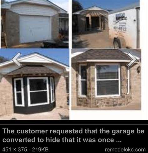 convert garrage door to windows i will get my bay window d garage to bedroom conversion garage converted