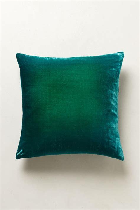Ombre Velvet Pillow ombre velvet pillow anthropologie for the home
