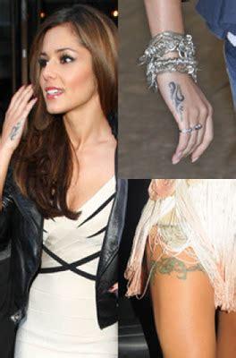 hand tattoo designs like cheryl cole cheryl cole on 2013