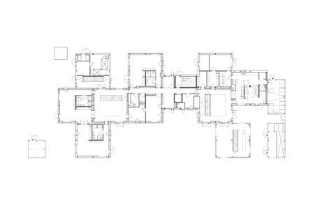 kindergarten floor plan exles gallery of frederiksvej kindergarten cobe 16