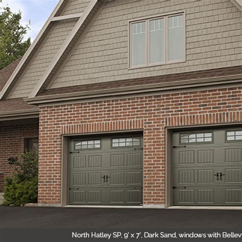 9 By 7 Garage Door 9x7 Garage Door Aaa Garage Door Garage Doors 9 X 7 Exles Barns 100 Gray Garage