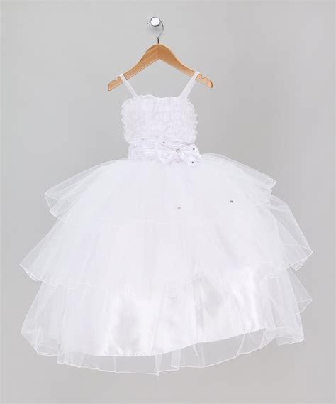 jurken winkel beijerlandselaan kinderjurk 2955 wit bambino baby kidsstore babywinkel