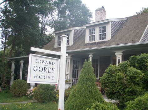 edward gorey house the edward gorey house thomas pluck