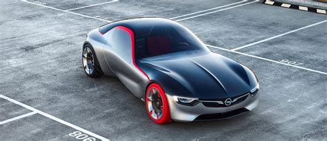 2016 opel gt concept rwd turbo blown