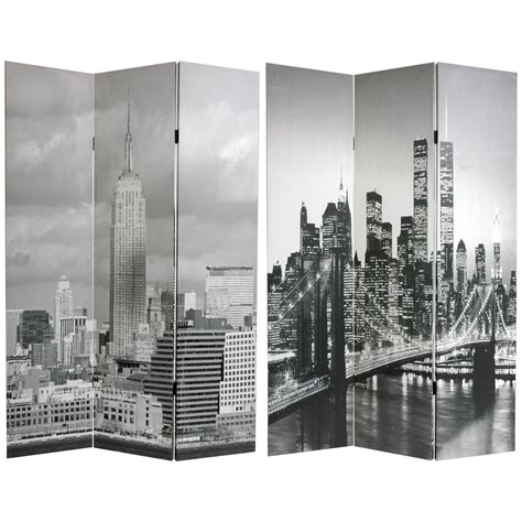 Room Dividers Nyc by 6 Ft New York Room Divider Roomdividers