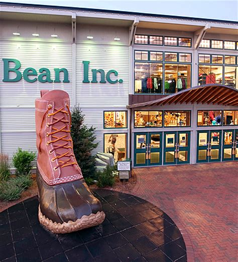 visit l l bean at our freeport maine stores