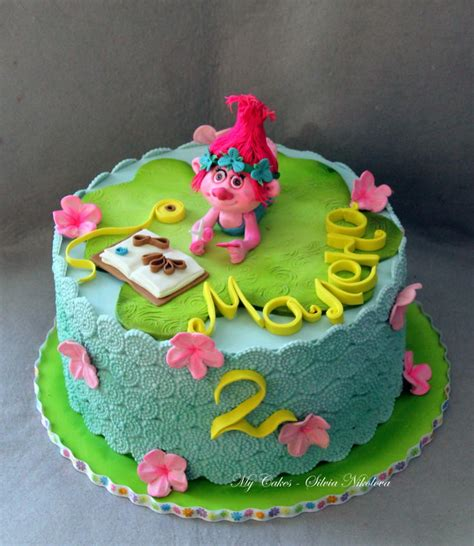 Home Decor Blogs Pinterest by Trolls Cake Cake By Marulka S Cakesdecor