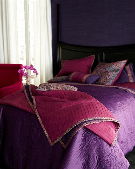 stunning jewel tone bedding collection  home sweet