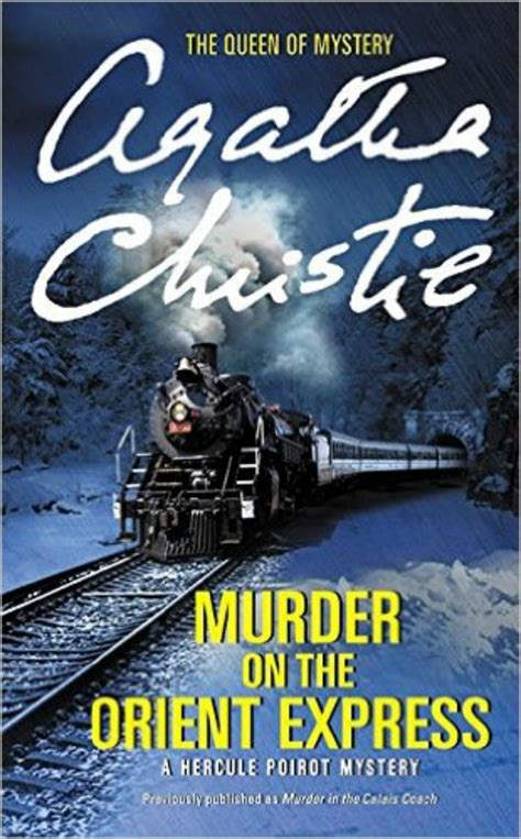 murder on the orient express books to read before they are in 2017 or not