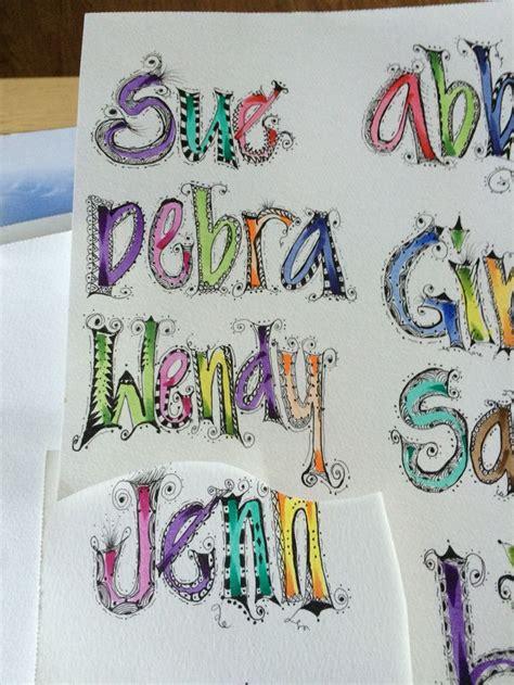 doodle name andrea letter 에 관한 1186개의 최상의 이미지 폰트 손글씨 폰트 및 쓰기