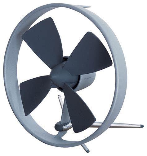 Modern Desk Fan Black Blum Propello Desk Fan Modern Desk Accessories By Horne