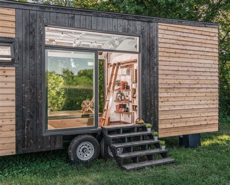 alpha tiny house by new frontier hiconsumption alpha tiny home new frontier tiny homes
