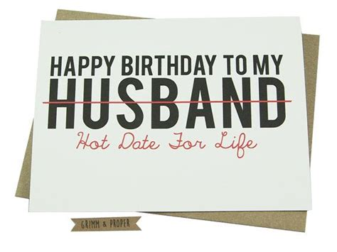 Birthday Cards For Husband Printable Best 25 Husband Birthday Cards Ideas On Pinterest Funny