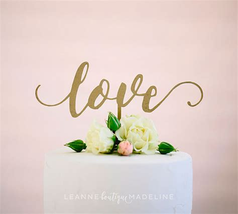 7 Awesome Wedding Cake Toppers by Harsanik 7 Unique Wedding Cake Toppers