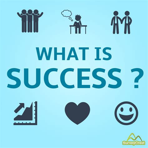 what is success is what we make it to be