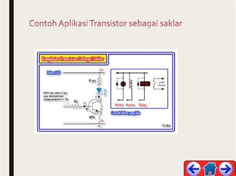 landasan teori transistor sebagai saklar rumus transistor sebagai saklar 28 images konsep dasar transistor teori dan rangkaian