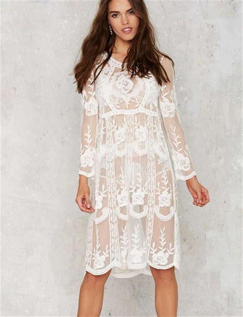 Unique Design Loose Beach Dress Summer Style 2016 Brand