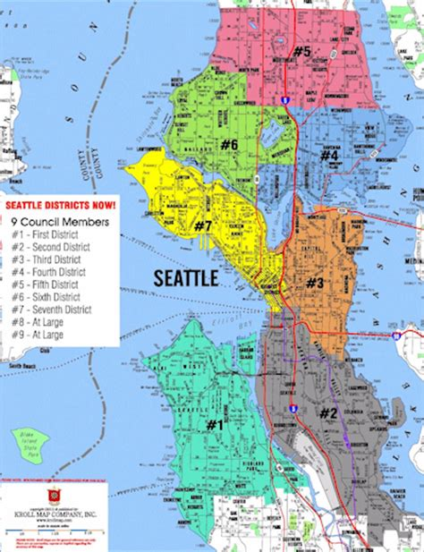 seattle development map seattle council elections district 6 pace of development