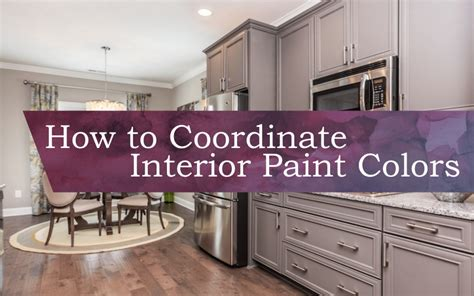 how to coordinate colors how to coordinate interior paint colors knightdale station