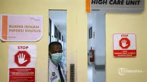update virus corona pasien  indonesia  negatif