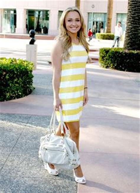 Get A Yellow Dress Like Hayden Panetierre by 1000 Images About In Yellow On Yellow