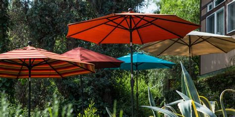 Umbrellas For Patios The Best Patio Umbrella And Stand Reviews By Wirecutter