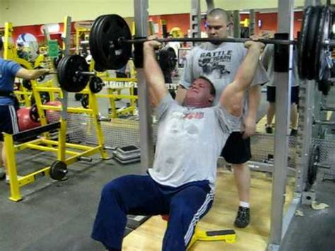 derek poundstone bench press derek poundstone 315 lb seated shoulder press for reps