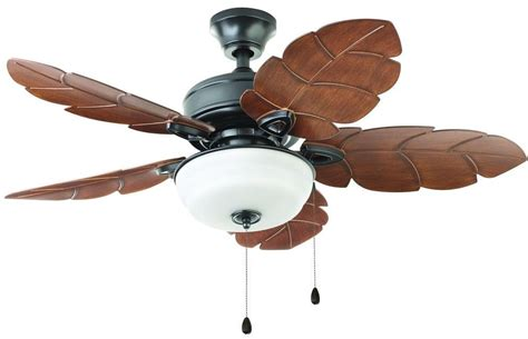 hunter wetherby cove ceiling fan ceiling fan palm cove in inch indoor outdoor natural iron