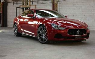 Review Of Maserati Ghibli 2018 Maserati Ghibli New Features And Engine Update Cars