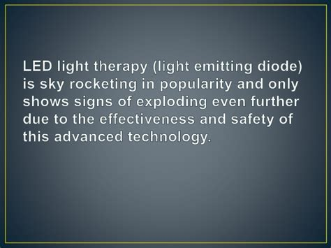 best led light therapy device the best led light therapy devices