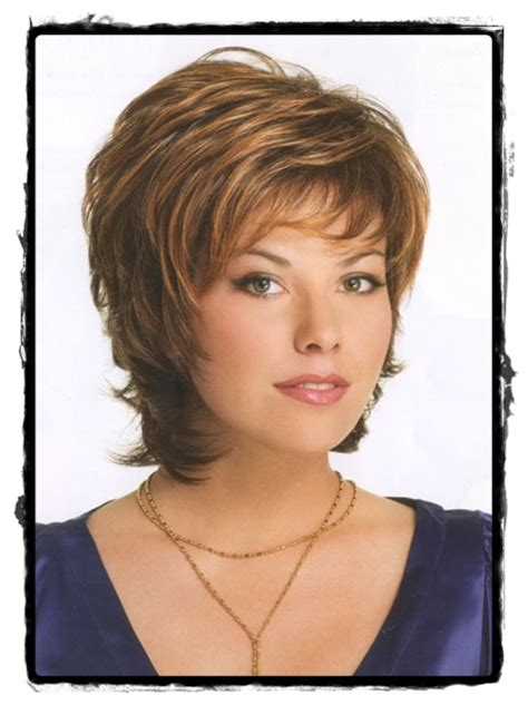 hairstyles fine slightly wavy hair inspiring and stunning short hairstyles for fine wavy hair