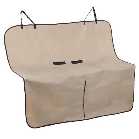 car seat rental bc petmaker khaki pet seat cover m320088 the home depot