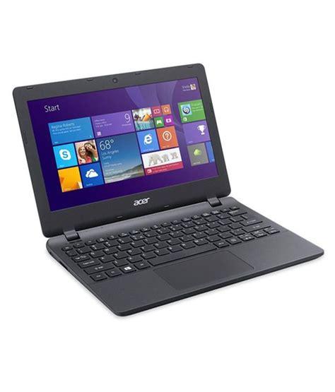 Laptop Acer Aspire Es1 111 acer aspire es1 111 laptop price in india february 2018