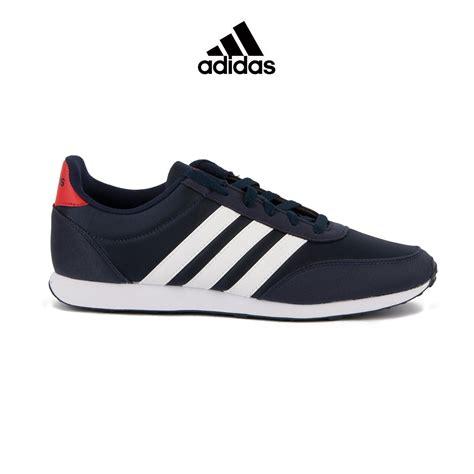Adidas Neo V Racer 3 adidas neo v racer 2 0 navy white hombre