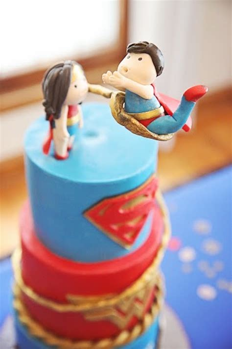 themes for joint birthday parties kara s party ideas comic book superhero joint birthday