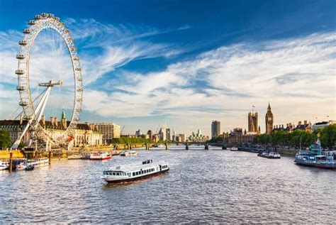 london eye river thames cruise experience 4 london hotel voucher london eye experience cruise 163 99pp