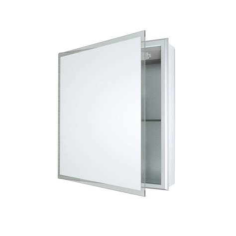 saneux inside wall recessed bathroom cabinet 54 x 71cm