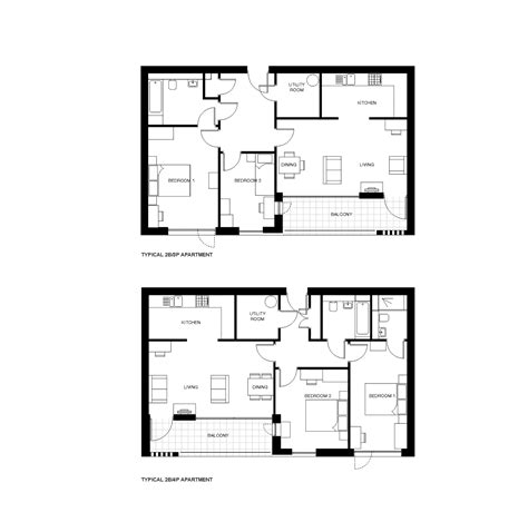 types of apartment layouts gallery of the alpine place ayre chamberlain gaunt 17
