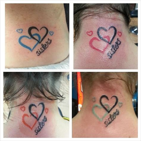 cute sister tattoos tattoos on tattoos